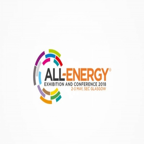 2.-3. 5. 2018 ALL ENERGY Glasgow - PTR as NO MORE PLASTICS INTO OCEAN